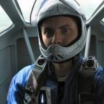 Benjamin Thoß im Flieger kurz vorm Fallschirmsprung