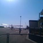 Flugplatzwetter Gera