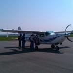 Cessna 206 Caravan (Soloy)