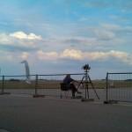 Sprungplatzleiter Chris in Gera