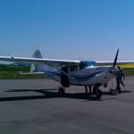 Cessna 206 Soloy in Gera Leumnitz