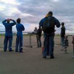 AFF-Minikurs-Teilnehmer
