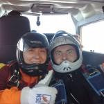 Saisonabschluss 2011 mit Bensch auf 4000m über Gera