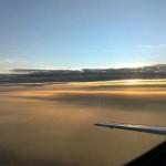 Fallschirmspringer, Saisonende, Gera, Sonnenuntergang