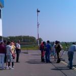 Sonnenschein Flugplatz Gera Leumnitz